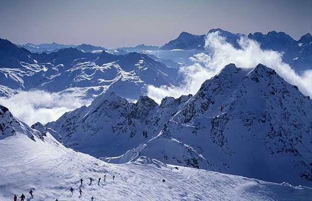 Why Ski the Alps?   The Brave Ski Mom