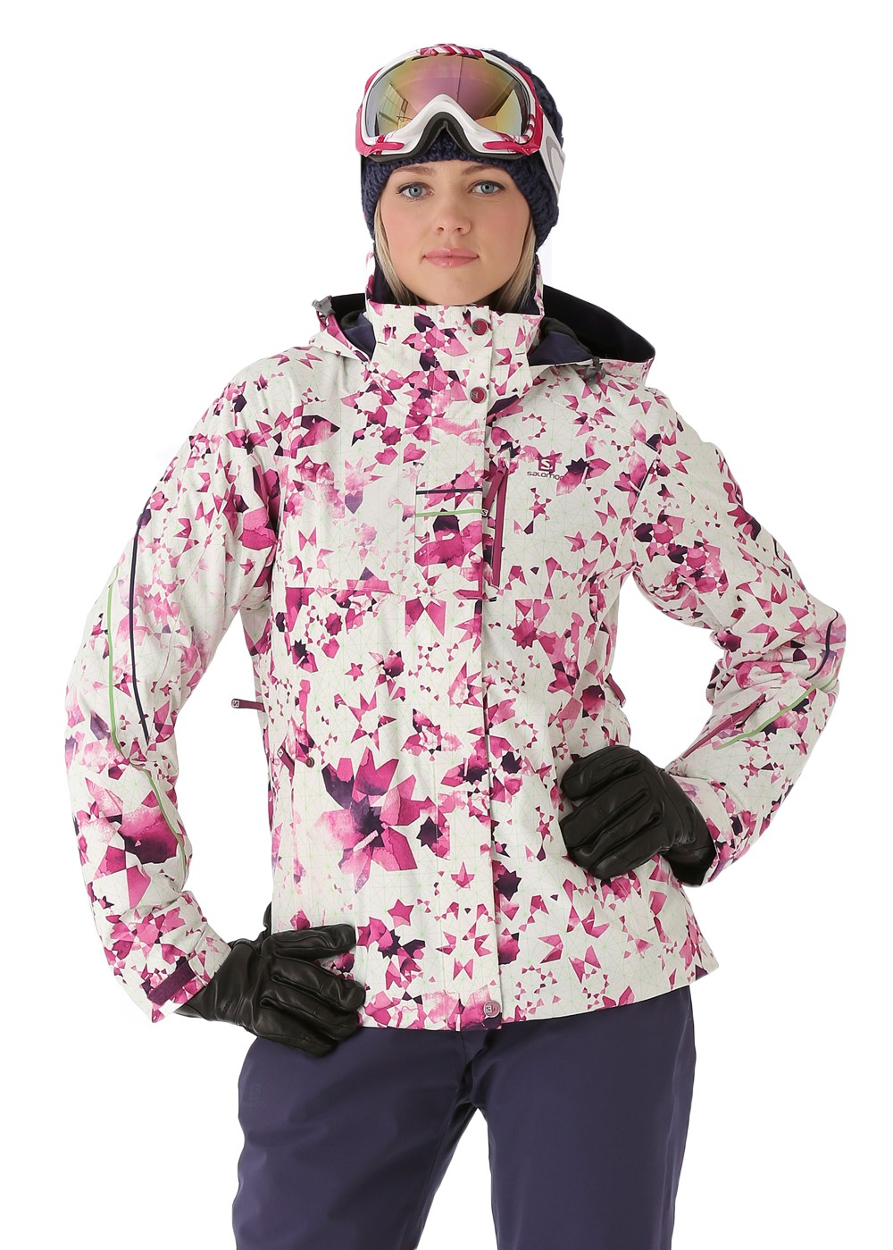 Salomon womens jackets